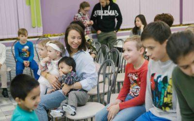 Посещение Рузского Детского дома «Созвездие»