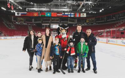 Хоккейный Матч «Авангард» – «Сибирь»